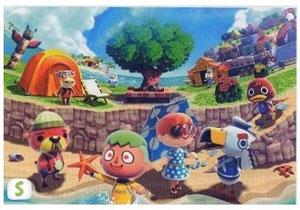 Das Dorf im Sommer