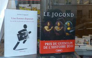 Bandeau, prix de l'histoire du Guesclin 2011