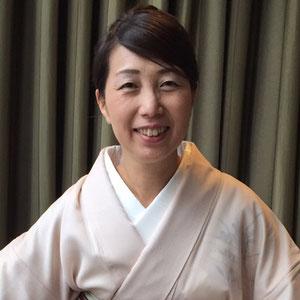 【講師紹介】神林 浩子(日本テーブル茶道協会 代表理事)