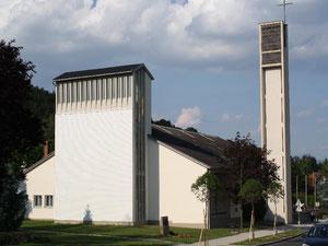Hl. Geist Kirche von Wiesen