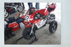 HSR レース