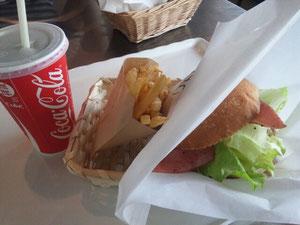 ニューヨーク ハンバーガー
