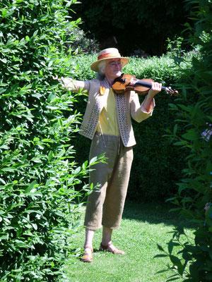 Im Barockgarten Künsche 2012