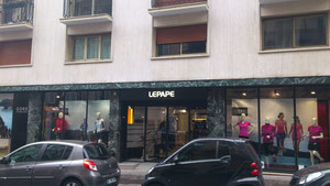 Lepape Store - THE entrée