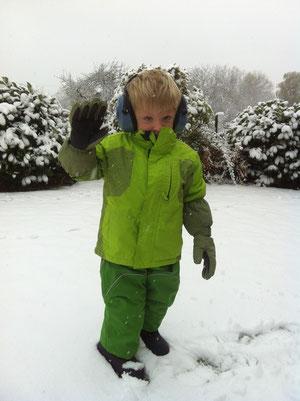 El Ranzo im Schnee