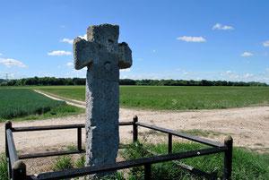 la croix de Fontaine-sur-Somme