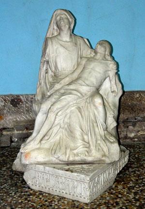 la Vierge de Pitié- Albert