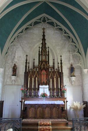 Méréléssart- Eglise Saint-Martin