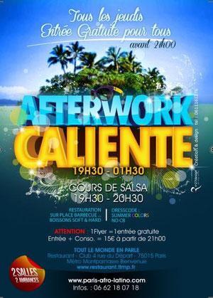 afterwork salsa tlmp 2012