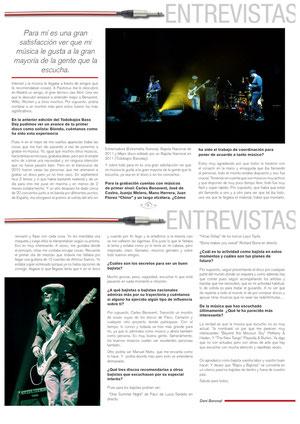 Bajos y Bajistas Magazine Nº8