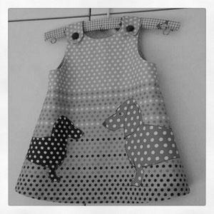 musterkitz Wowow-Kleid Prototype