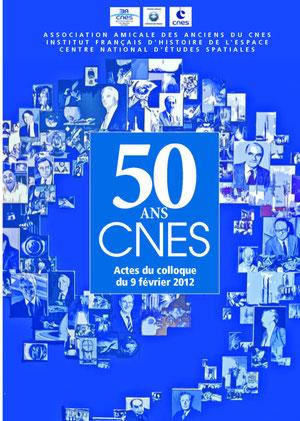 Colloque 50 ans Cnes du 9 février 2012