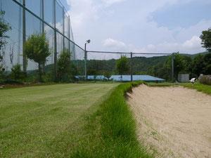 木津ゴルフセンターバンカー練習場