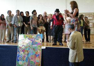 les artistes du festival 2010.