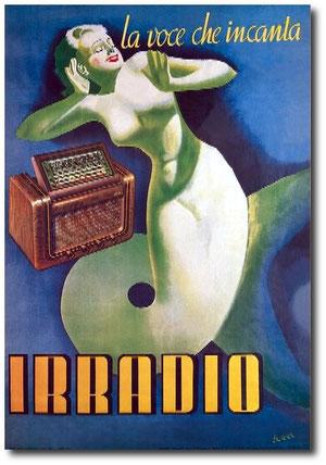 Pubblicità Irradio