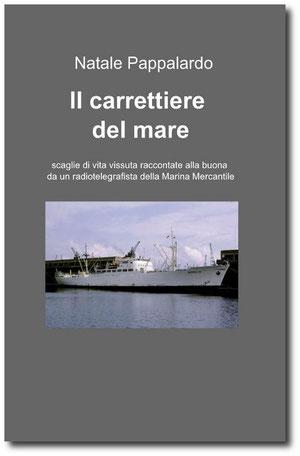 """Copertina """"Il carrettiere del mare"""""""