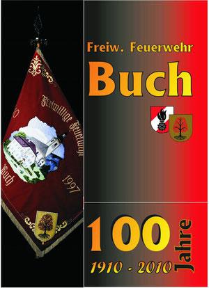 Titelblatt Festschrift 100 Jahre FF Buch