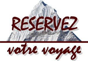 Réservez votre voyage au Népal