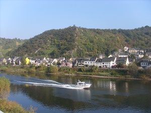 Ihr Urlaubsort Niederfell