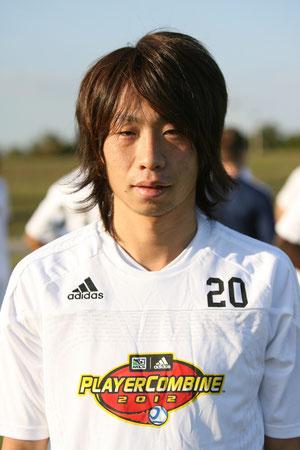 コロラド・ラピッズに指名された山田晃平選手。開幕メンバー入りはなるか。Photo by MLS. All Rights Reserved