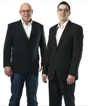 Jörg und Christian Schiele