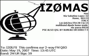 IZ0MAS (Roma)