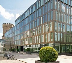 Gebäude Innovations Akademie IDA Köln
