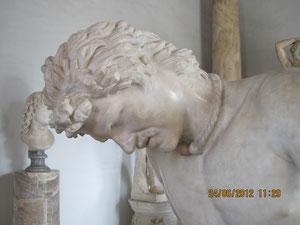 Capitolin. Museum - Der sterbende Gallier