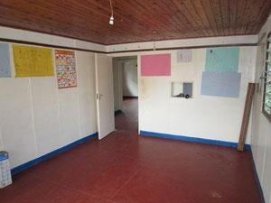 Das Ess-, Spiel- und Vorschulzimmer