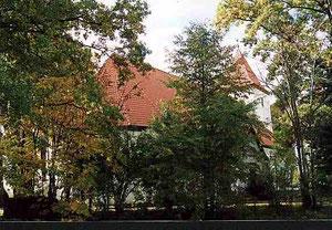 Die Kirche von Neuhausen