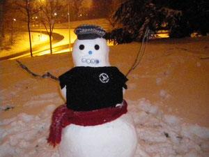 Mister Snow (envoi Mélanie)