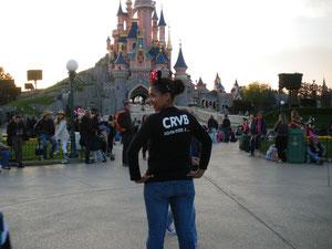 Le CRVB au pays des rêves (envoi Mélanie)