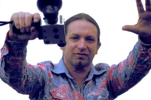 Olaf Kapsitz Filmproduzent mit Super8 Kamera
