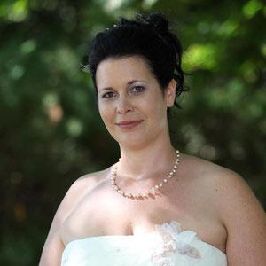 ♥-lichen Glückwunsch nochmal und Danke dass ich den Brautschmuck machen durfte!