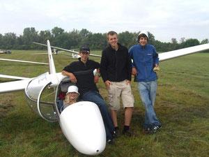 JVF 2009 Piloten