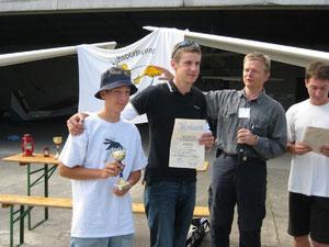 JVF 2005 Piloten