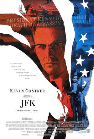 Affiche du film JFK.