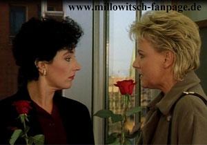 Gudrun kehrt nach ihrer Erkrankung zurück ins Hotel
