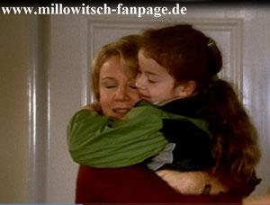 Heike, ihr Freund Rafael und Vivien sind aus Berlin zu Besuch - Marie ist überglücklich