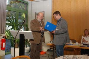 Bezirkstag in Kamen mit Ausstellung 2011