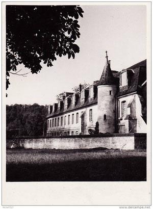La même Abbaye de nos jours.