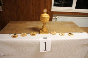 Pokal & Auszeichnungen