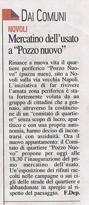 Quotidiano di Lecce, 25/2/2012
