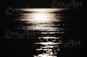 Mondllicht im Meer