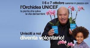 6 - 7 OTTOBRE, LA PRO LOCO DI RIVOLI SARà IN PIAZZA MARTIRI  PER LA VENDITA DELLE ORCHIDEE A FAVORE DELL'UNICEF.  VENITE A DARE UNA MANO E SOPRATTUTTO VI ASPETTIAMO!!!!