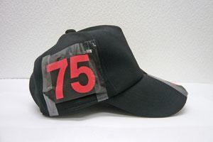 CAPにロゴ