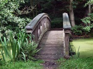 Brücke zum Herz des Anderen