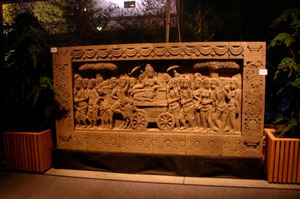 Relief 300x150cm (verkauft).