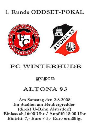 FC Winterhude, Altona 93