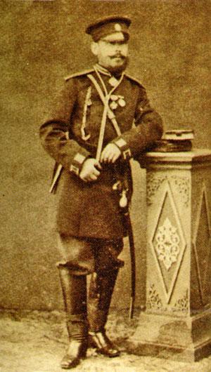 Болеслав Фелицианович Кочаровский